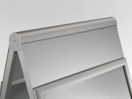 Kundenstopper Streamline wasserdicht DIN A1
