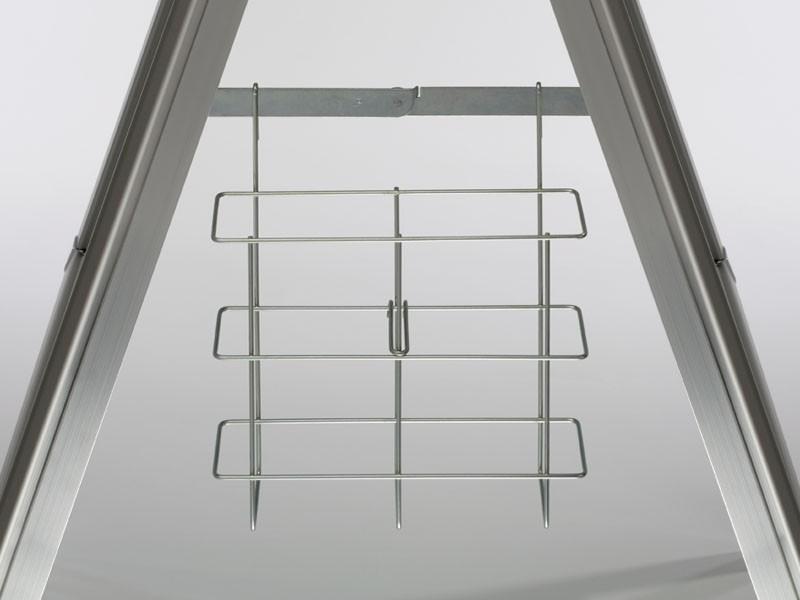 Prospektkorb DIN A4 - für Kundenstopper