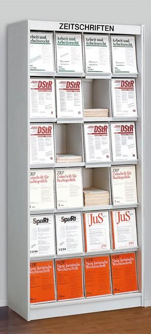 Media, Zeitschriften-Schrank