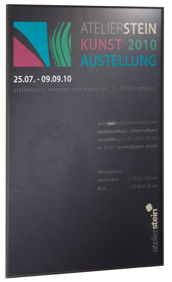 Wegweiser RUHLEBEN Black Edition