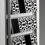 Neome, Wand-Zeitschriftenablage