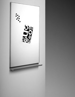 Neome, Wand-Whiteboard