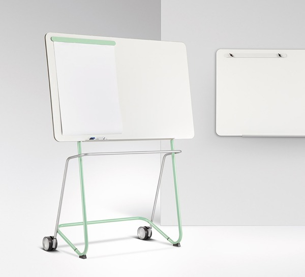 Salva, Whiteboard Standmodell