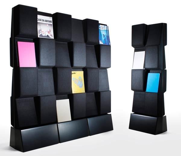 Window Akustik Stand, Magazin Display