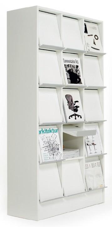 Prospektschrank-Broschürenschrank-Katalogschrank, Hochwertige Verarbeitung