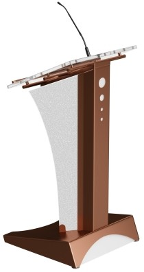 Kaiser Copper, Rednerpult