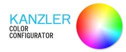 Kanzler Rednerpult Farbkonfigurator