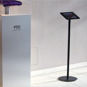 iStand Kiosk Bodenständer, iPad