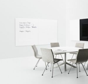 Frameless, Whiteboard