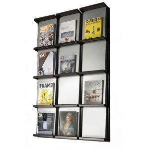Designer Prospektständer und Wandprospekthalter bei uns-p 3 0 4 7 3047 Ratgeber Wandprospekthalter Wandhalter Magazinhalter 300x300-