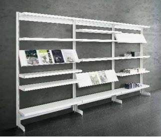 Mix Compose, Bücherregal – Zeitschriftenregal