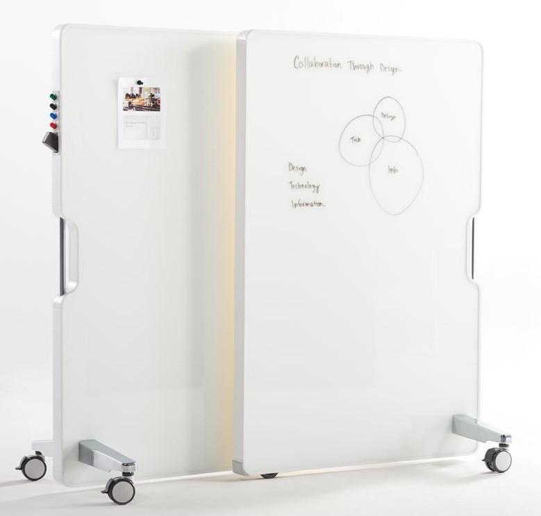 Modern, mobiles Whiteboard