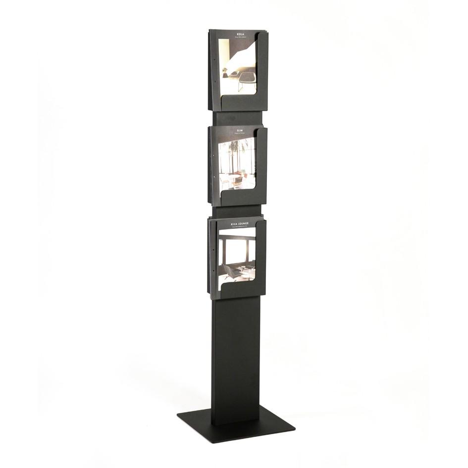Qualitativ hochwertige Wandprospekthalter und Prospektständer-p 3 1 9 5 3195 Qualitativ hochwertige Wandprospekthalter und Prospektstaender-