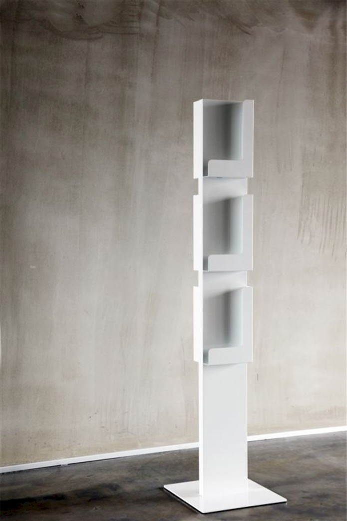 Qualitativ hochwertige Wandprospekthalter und Prospektständer