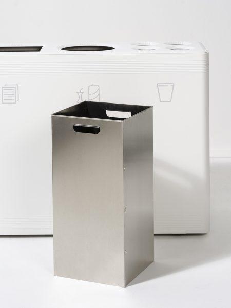 Ditch, Abfalltrennsystem