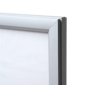 LED Posterständer doppelseitig, Posterstele