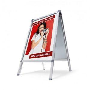 Primer, Kundenstopper Anti-Fingerquetsch, wetterfest, DINA1,DINA2,700x1000,500x700