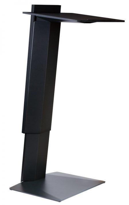 Loxa, elektrisch höhenverstellbares Rednerpult AKKUbetrieb,Einsatz ohne Strom, mit dem Komfort der elektrischen Höhenverstellung