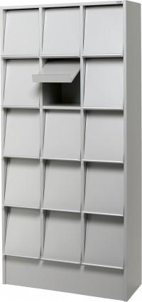 Prospekt- und Postfachfachschränke für ihr Büro-p 3 5 1 2 3512 Nutzen von einem Prospektschrank bzw. Postfachschrank-