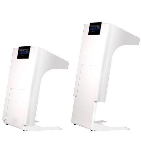 Rednerpultverleih - Kanzler elektrisch höhenverstellbares Rednerpult