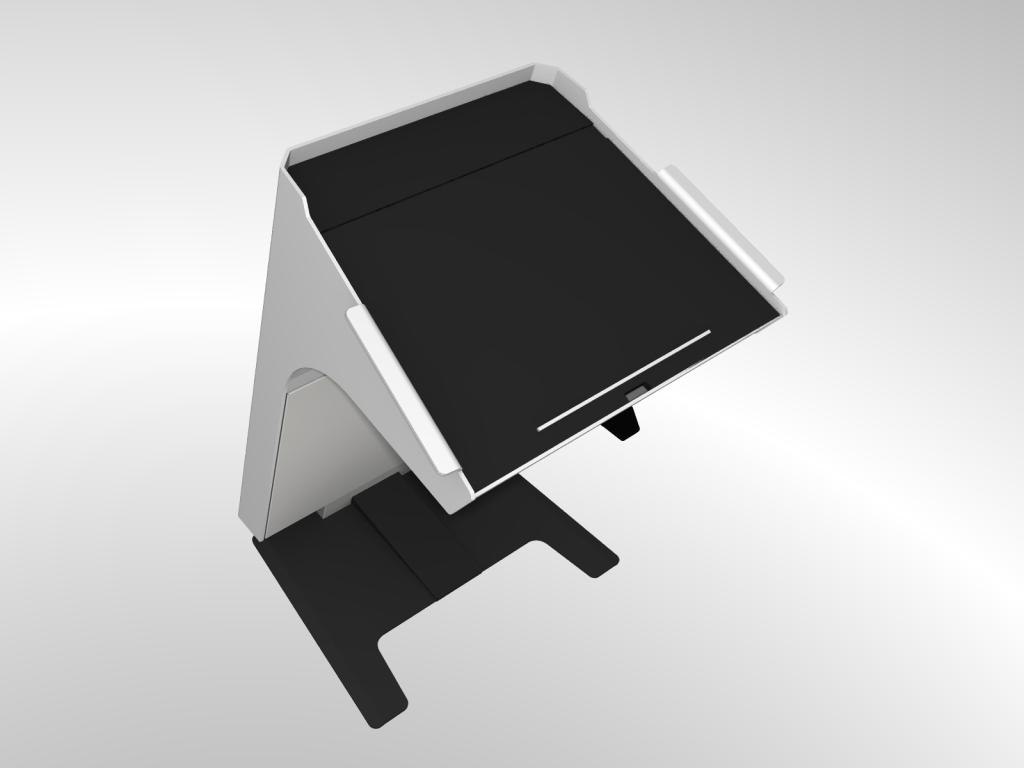 Hochwertiges elektrisch höhenverstellbares Rednerpult für Rollstuhlfahrer bei uns mir kaufen-kanzler8.bmp Kopie 1024x768-