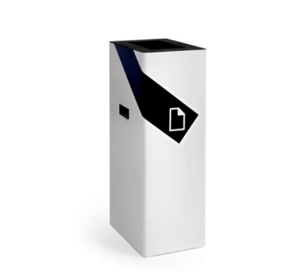 Universalbox für Abfall 40Liter-Die Recyclingbehälter Zurich eignet sich für die getrennte Erfassung und Verwertung unterschiedlicher Müllarten und -Sorten wie u.a. Biogut. Die Oberf