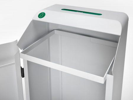 Baden Abfallbehälter