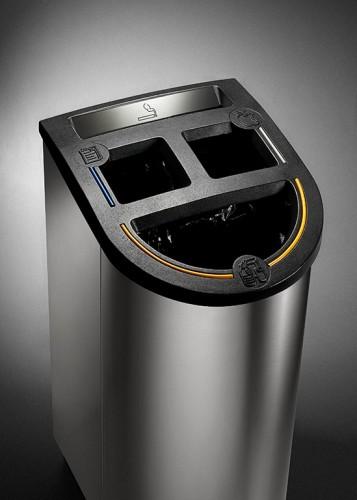 Mülltrennsystem Ecolog