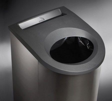 Müllbehälter Ecolog Single
