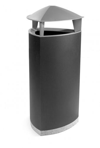 Outdoor Park-Abfallbehälter Triatex