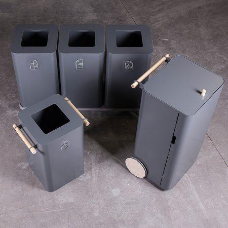 Abfallbehälter ARKAD