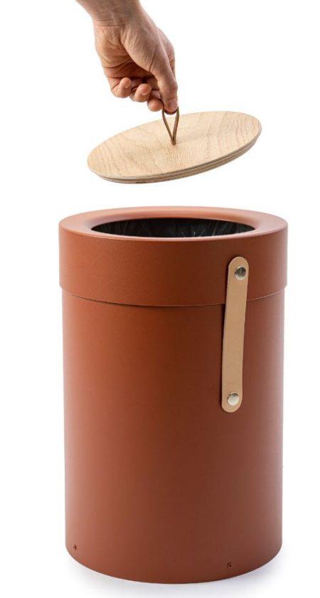 Deckel für [BIN THERE] Abfallbehälter