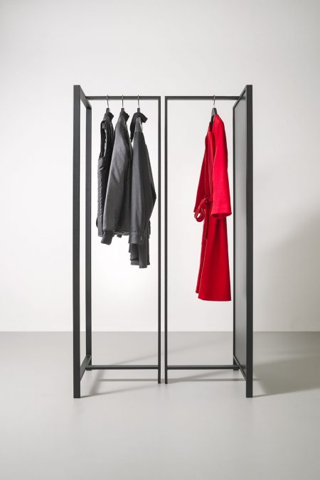 Garderobenständer Frame Flex