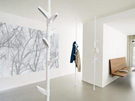 Garderobenständer Slide Wand/Decke