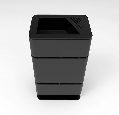 Strip Abfallbehälter