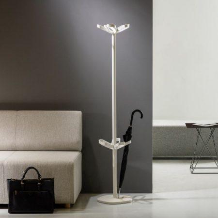 Garderobenständer Flower mit Schirmhalter