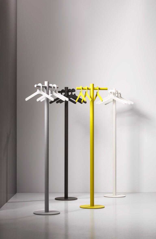 Garderobenständer Pole