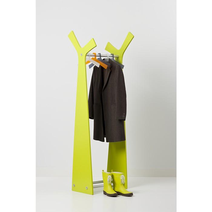 Anbau-Element Garderobenständer Forest, Nature-Serie-Dieser Garderobenständer kann nach Wunsch mit Garderobenhaken, Kleiderbügeln oder einer Kombination