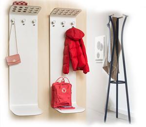Home-garderobenstaender wandgarderoben-