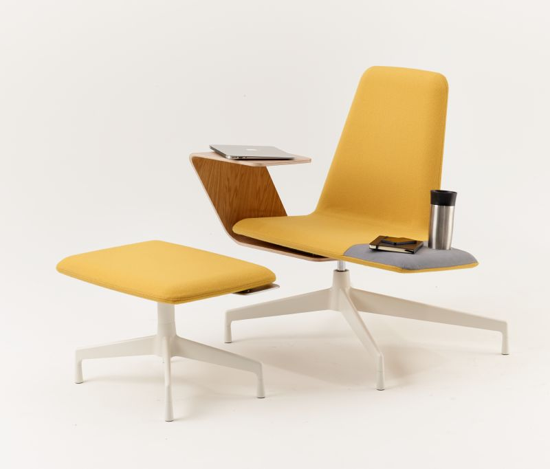 Haworth Lounge Sessel-Worklounge 111-
