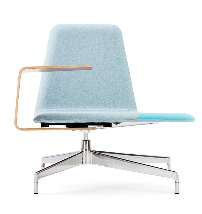 Haworth Lounge Sessel-harborworklounge lounge chair whitesweep blue haworth4675e71884dd6a8b9e29ff04004753ca5a73ed1884dd6a8b9e29ff04004753ca1-